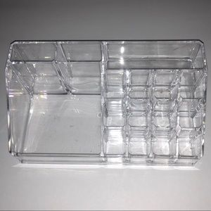 Acrylic Makeup Storage Container